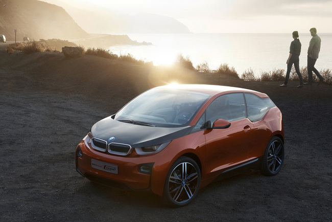 BMW планирует расширение линейки i