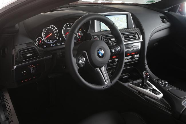 Информация о новом BMW M5