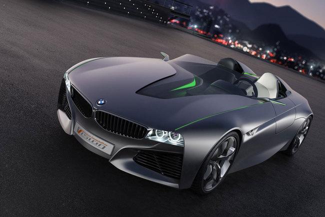 Toyota совместно с BMW выпустит модель Z5