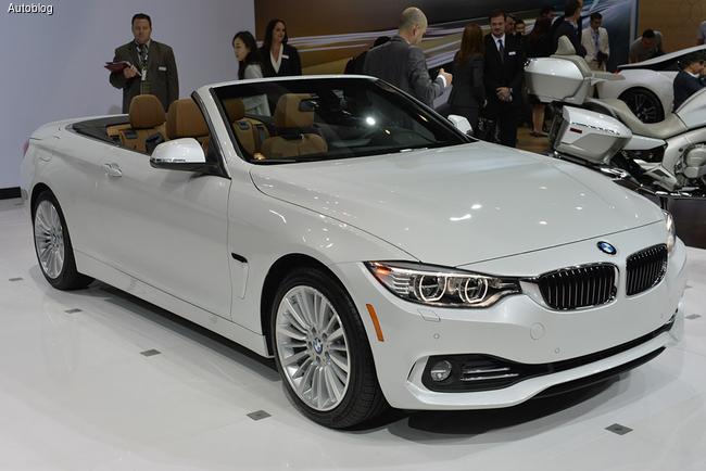 Пополнение семейства BMW 4-Series
