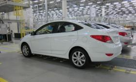 Россияне уже успели обзавестись 60 тыс. Hyundai Solaris