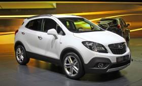 Opel Mokka - долгожданная новинка