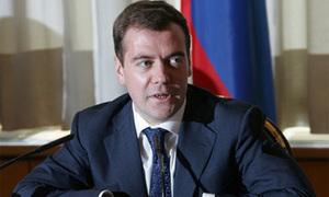 Дмитрий Медведев говорит о новых автомобилях