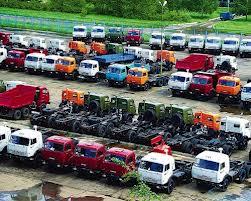 Приобретаем грузовые автомобили