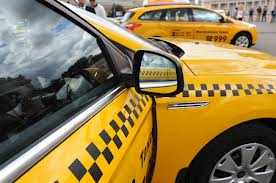 Все такси будут желтыми через несколько лет