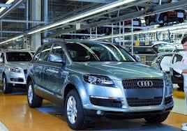 В Калуге будут собирать Audi