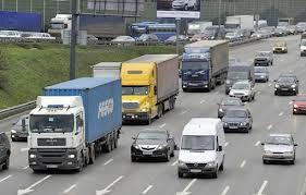 Штрафы для грузовиков за въезд на МКАД будут поднимать