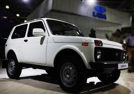 Lada 4×4 не будут снимать с производства
