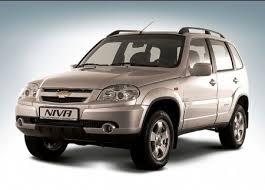 Планируется сокращение производства Chevrolet Niva