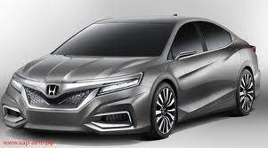 Honda будет представлять новые модели