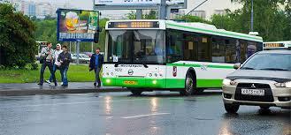 Общественный транспорт будет ездить на газе