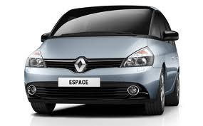 Renault Espace изменит кузов
