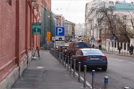 Столичная парковочная система будет развиваться