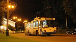 Столичный общественный транспорт будет работать по ночам