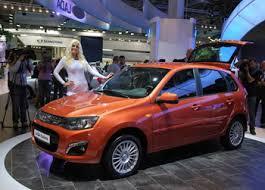 Новая Lada Kalina появилась в продаже