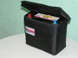 Приобретение термокейса для аккумулятора