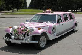 Заказ такси на свадьбу