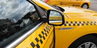 Подмосковное такси изменит цвет