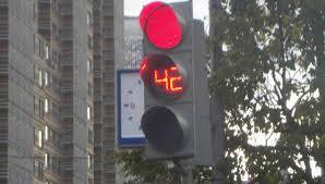 Новые светофоры будут тестировать в Москве