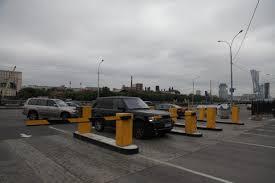 Новые парковки появятся в Москве