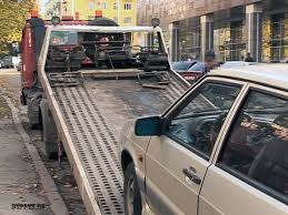 Машину со штрафной стоянки можно будет забрать в течение 3 месяцев