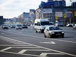 Байкерам разрешат использовать полосы для общественного транспорта