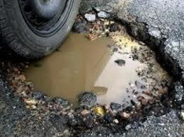 Во многих авариях виноваты плохие дороги