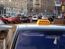 Зачистки нелегальных таксистов в Москве