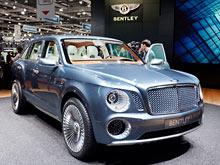 Скоро Bentley продемонстрирует переработанный внедорожник