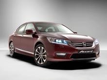Девятое поколение Honda Accord появилось в России