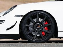 Созданы колесные диски из карбона