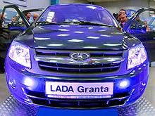 Новая коробка передач появится у Lada Granta и Kalina