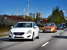 Volvo облегчит вождение в пробках