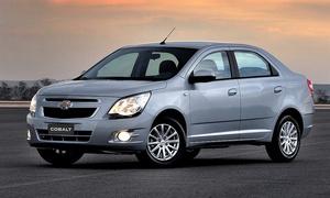 Chevrolet Cobalt появится зимой