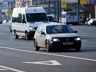 Общественный транспорт Москвы получил пять новых полос