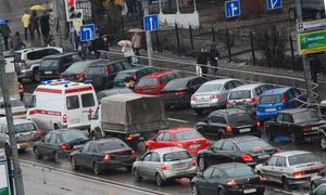 Транспортные проблемы в Москве неизбежны