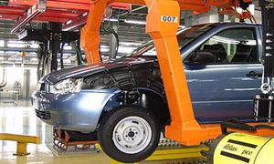 Российский автопром будет получать меньше финансовой помощи