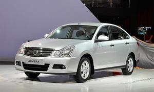 Nissan Almera появится раньше ожидаемого