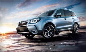 Subaru Forester в новом облике уже можно купить
