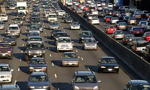Автомобилисты не довольны новым налогом