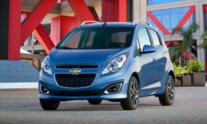 Chevrolet Spark получит новые возможности