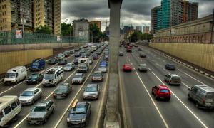 Московские автомобили будут зарегистрированы в других регионах