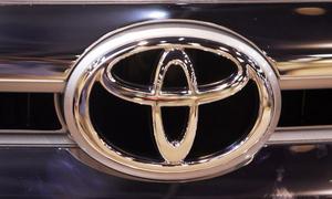 Автомобили для Китая от Toyota
