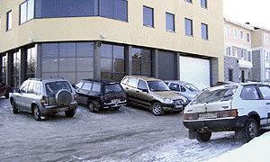 В Красноярске могут появиться платные парковки