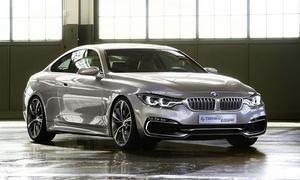 BMW рассказала о четвертой серии