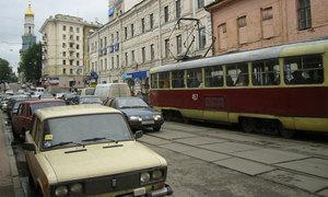В Саратове пропали трамвайные рельсы