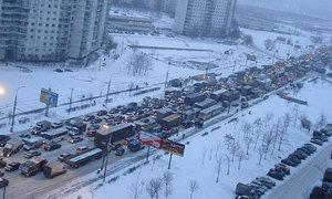 Рекордные пробки в Москве не случайны