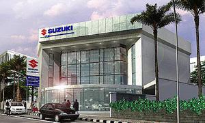 Индийские модели Suzuki появятся на мировом рынке