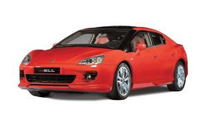 Спортивный автомобиль российского производства скоро появится в продаже