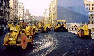 Строительство дорог будет сопровождаться благоустройством района